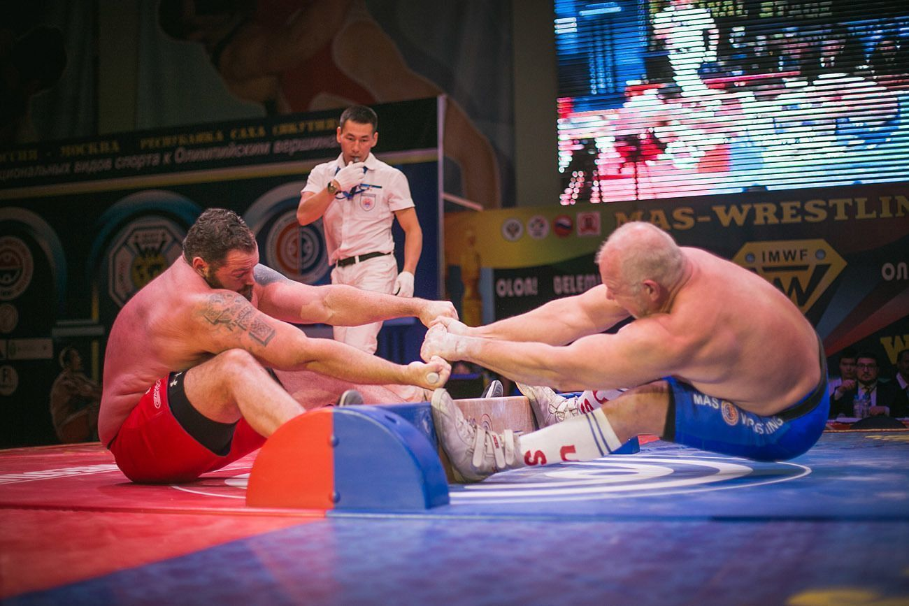About mas-wrestling
