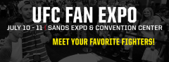 MAS wrestling at the UFC Fan Expo in Las Vegas