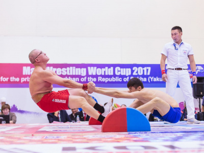Mas-Wrestling World Cup - 2017 results