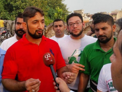 Pakistan Mas-Wrestling team promised to give maximum medals to the nation