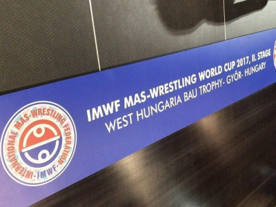 Today Hungary is the epicenter of international mas-wrestling events