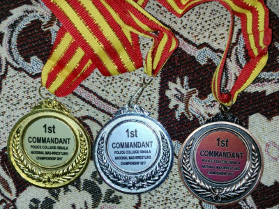 1st Commandant Police College Sihala National Mas-Wrestling Championship is going to held  next week in Pakistan